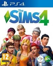 PS4 hra - The Sims 4 OBAL POŠKOZEN