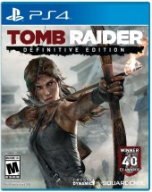 PS4 hra - Tomb Raider Definitive Edition