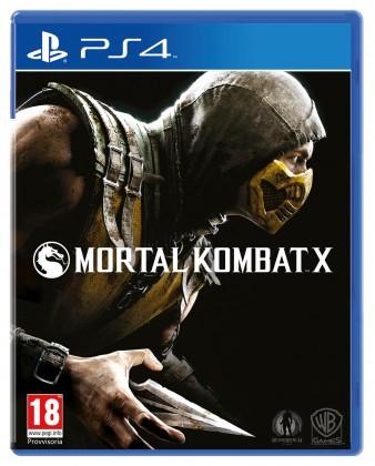 PS4 - Mortal Kombat X