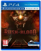 PS4 VR - Until Dawn: Rush of Blood VR PS719846857
