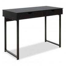 Psací stůl Syrakus (černá)