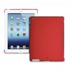 Puro pouzdro Cover iPad Back červené