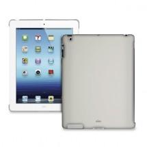 Puro pouzdro Cover iPad Back šedé ROZBALENO