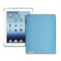 Puro pouzdro Cover iPad Back světle modré