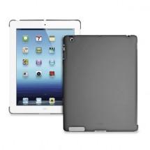 Puro pouzdro Cover iPad Back tmavě šedé