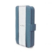 Puro pouzdro Golf pro iPhone 4/4s, modrá