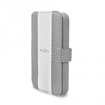 Puro pouzdro Golf pro iPhone 4/4s, šedá