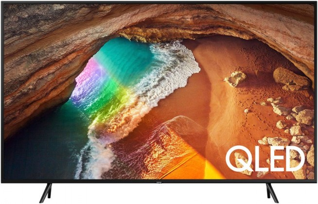 "QLED televize Smart televize Samsung QE55Q60R (2019) / 55"" (138 cm)"
