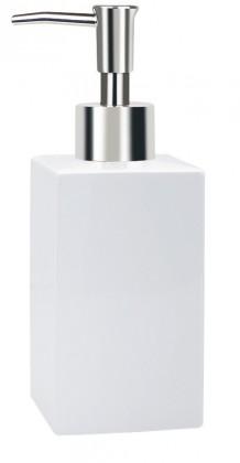 Quadro-Dávkovač mýdla white(bílá)