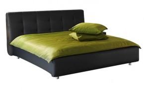 Queen - rám postele 200x140 (eko kůže)
