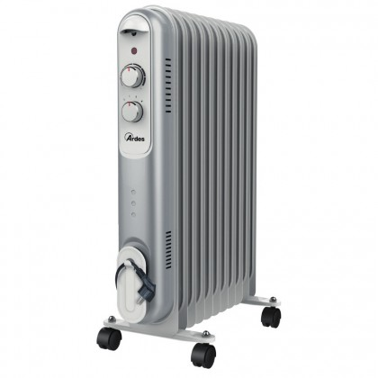 Radiátor Olejový radiátor Ardes 4R11S, 11 žeber