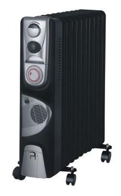Radiátor Olejový radiátor Guzzanti GZ 411BTF, 11 žeber