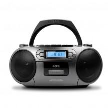 Rádio AIWA BBTC-550MG OBAL POŠKOZEN