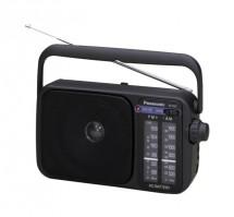 Rádio Panasonic RF-2400DEG-K, černé