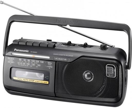 Rádio Panasonic RX-M40DE-K