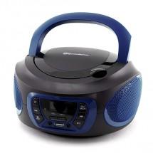Rádio Roadstar CDR 365U modrý