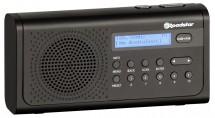 Rádio Roadstar TRA-300D+/BK