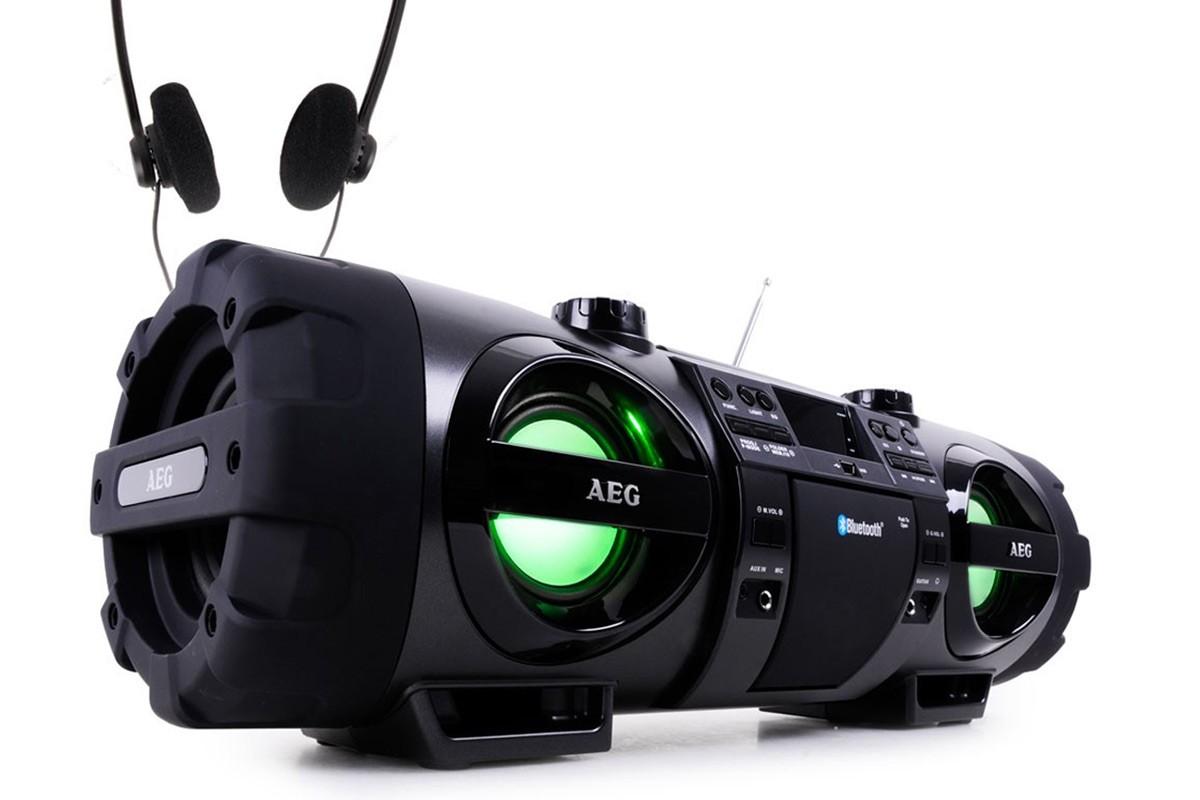 Rádio s CD AEG SR 4360 BT