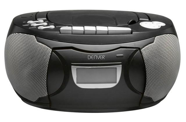 Rádio s CD Denver TCP-39BLACK