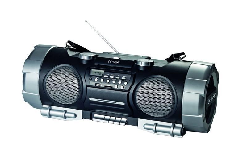 Rádio s CD Denver TCS-86, černý