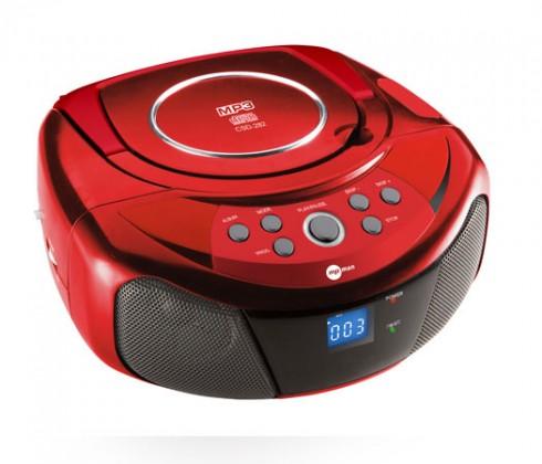 Rádio s CD MPMan CSD 282