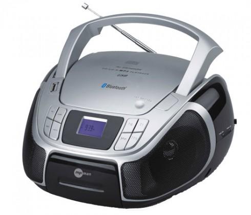 Rádio s CD MPMan CSU 640 PLL