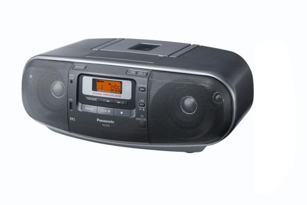 Rádio s CD Panasonic RX-D55AEG-K