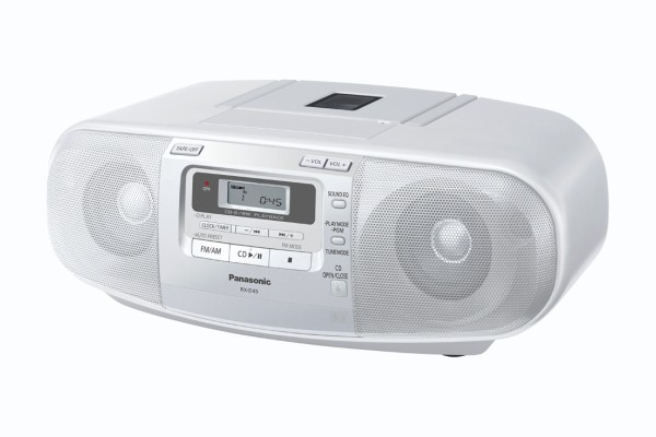 Rádio s CD Panasonic RXD45EGW