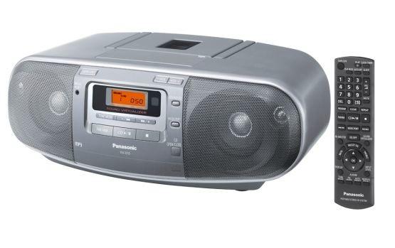 Rádio s CD Panasonic RXD50EGS