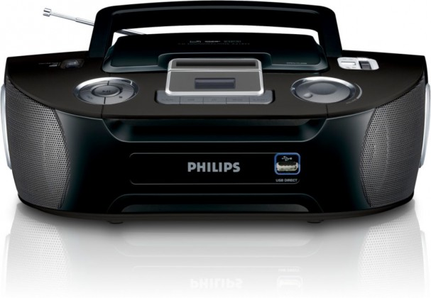 Rádio s CD Philips AZ1834 ROZBALENO
