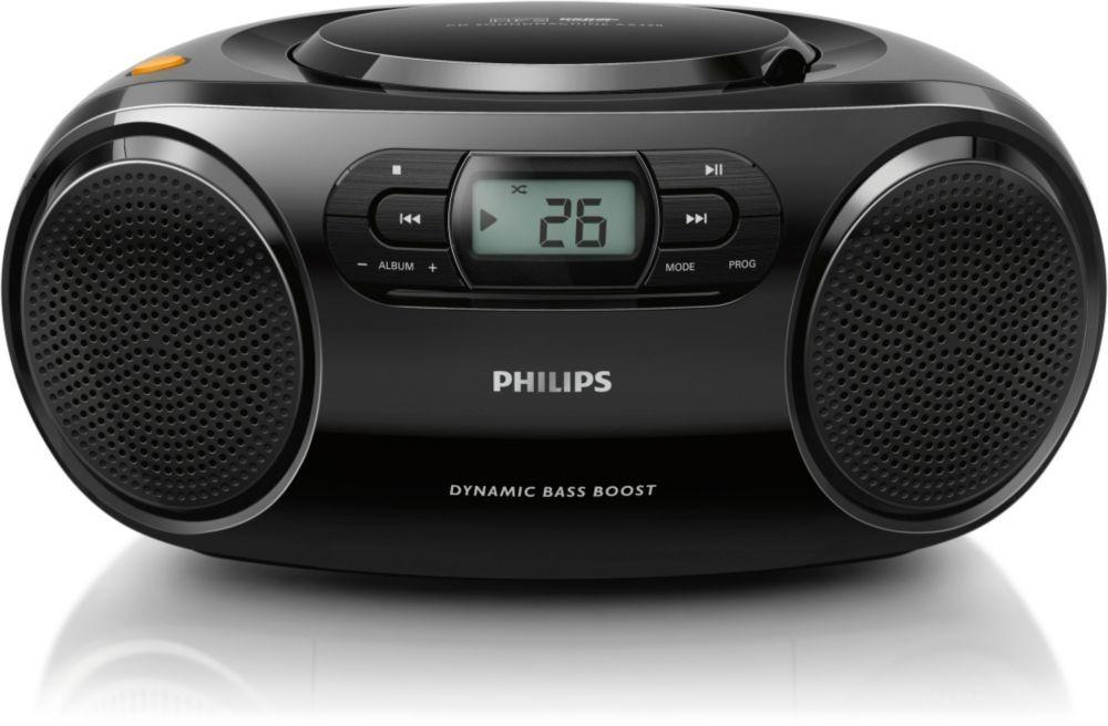 Rádio s CD Philips AZ320