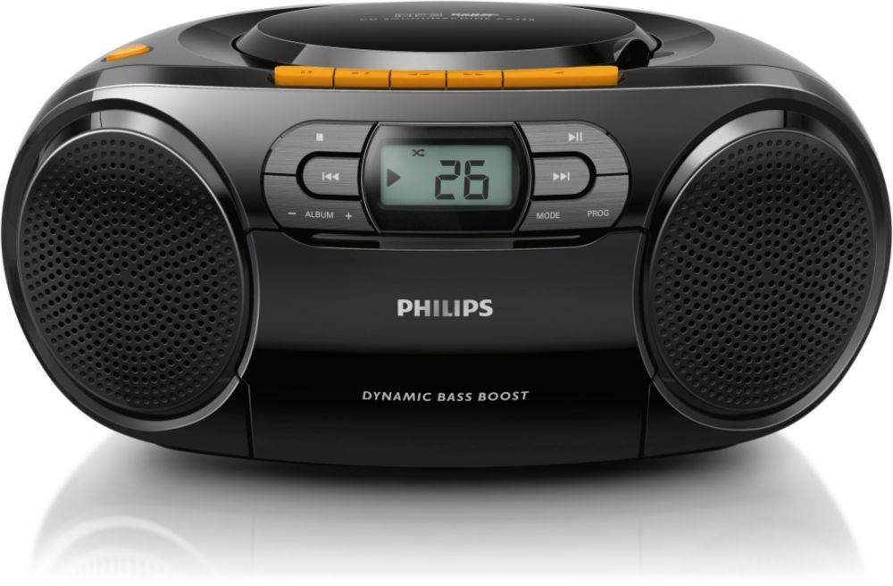 Rádio s CD Philips AZ328/12 ROZBALENO
