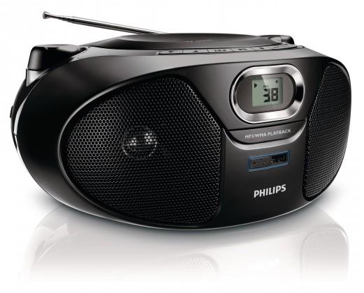 Rádio s CD Philips AZ385