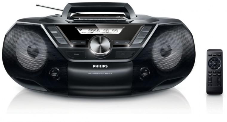 Rádio s CD Philips AZ787 POUŽITÉ, NEOPOTŘEBENÉ ZBOŽÍ