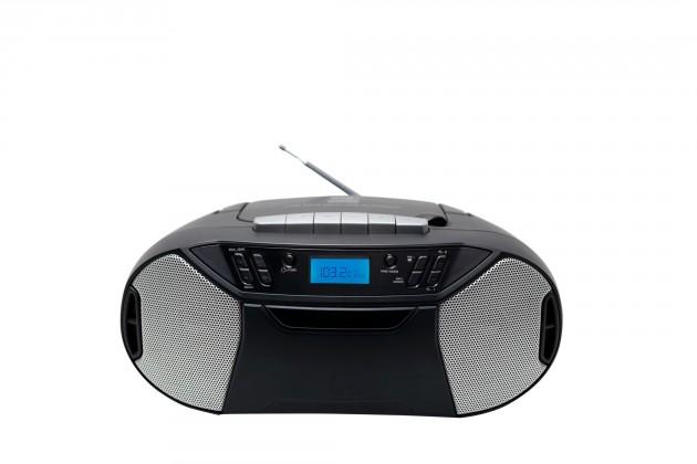 Rádio s CD PORTABLE RADIO TAPE/CD RK250UCD THOMSON