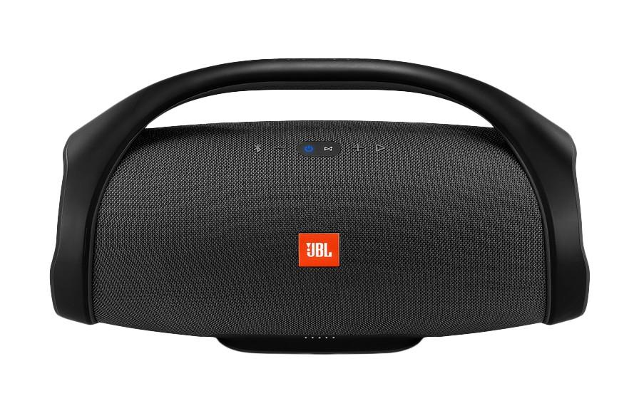 Rádio s CD Přenosný reproduktor JBL Boombox černý