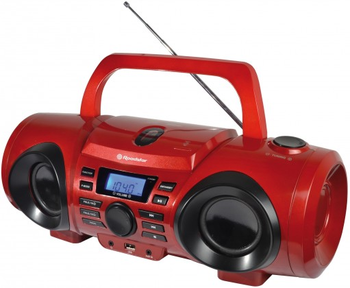Rádio s CD Roadstar CDR 265U/RD