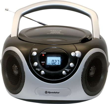 Rádio s CD Roadstar CDR-4230MP/BK