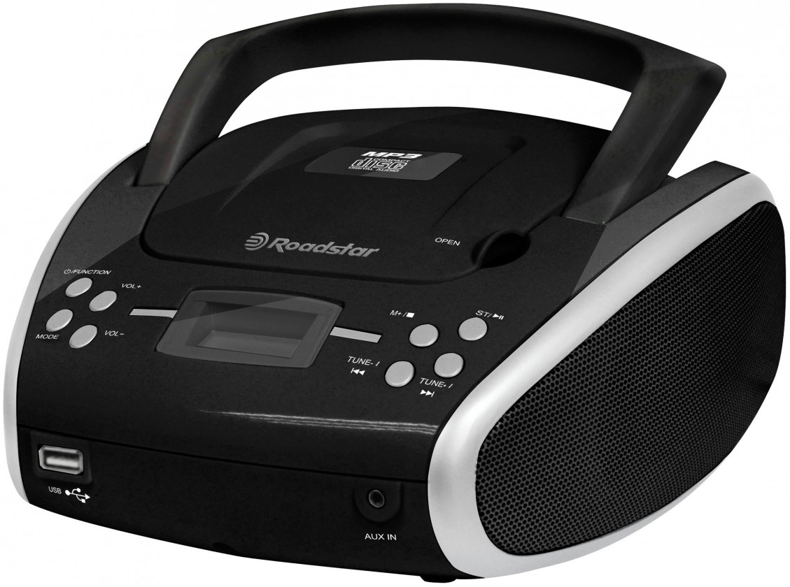 Rádio s CD Roadstar CDR-4552U ROZBALENO