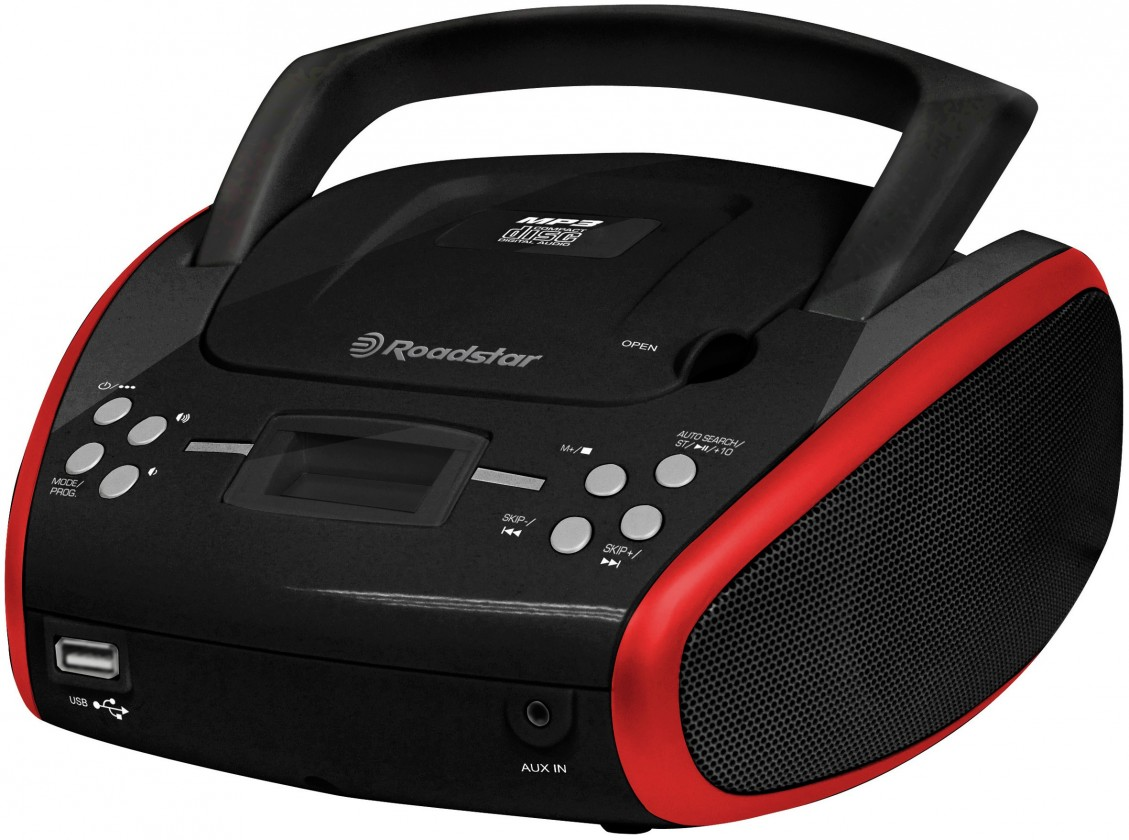 Rádio s CD Roadstar CDR-4552U