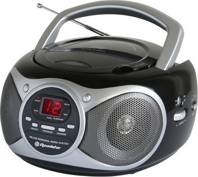 Rádio s CD Roadstar CDR4130CDBK
