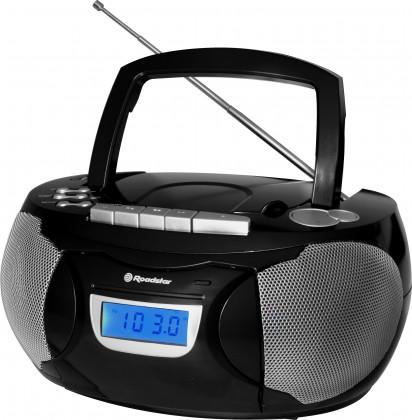 Rádio s CD Roadstar RCR-3650UMP BK