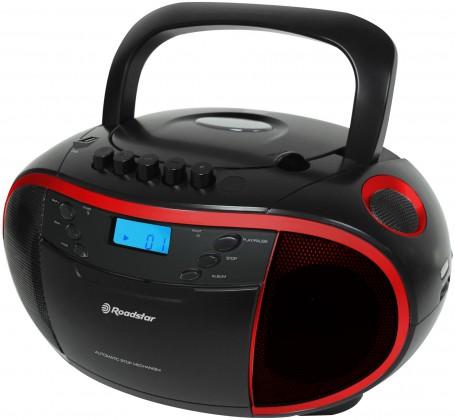Rádio s CD Roadstar RCR 3750UMP RD