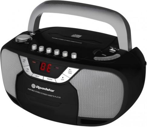 Rádio s CD Roadstar RCR-4625CD/BK