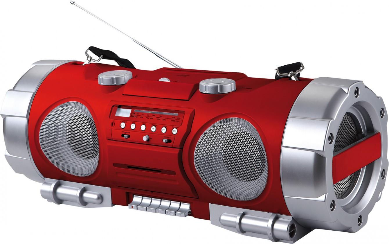 Rádio s CD Roadstar RCR-4950US/RD