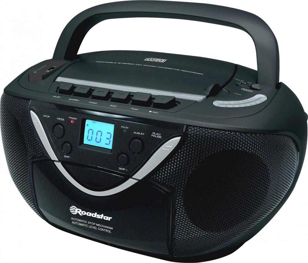 Rádio s CD Roadstar RCR4650USMP