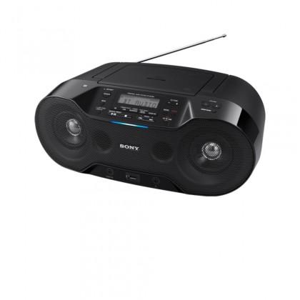 Rádio s CD Sony ZS-RS70BTB (ZSRS70BTB.CET) POUŽITÉ, NEOPOTŘEBENÉ ZBOŽÍ