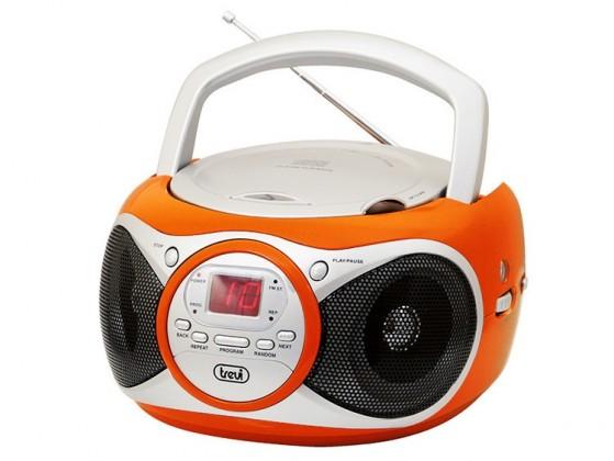 Rádio s CD Trevi CD 512/ORG