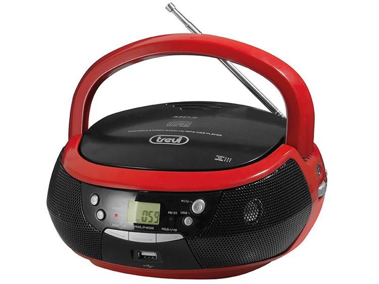 Rádio s CD Trevi CMP 532 RD