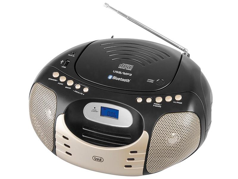 Rádio s CD Trevi CMP 570 BT ROZBALENO